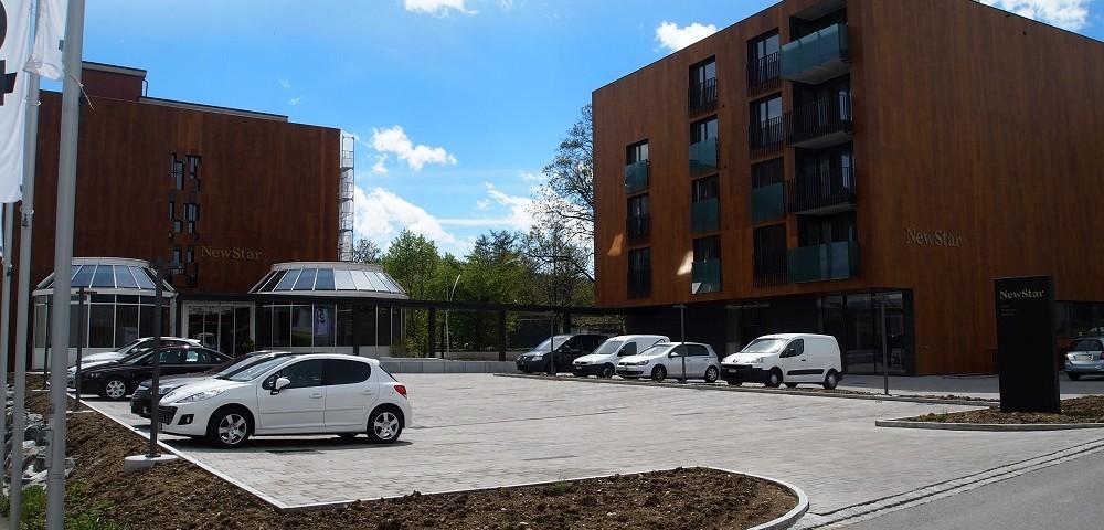 Hotel NewStar St.Gallen